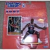 1997 Dennis Rodman NBA Starting Lineup Figure