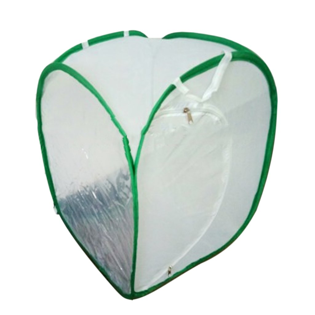 MagiDeal Insect/Stick Insect/Butterfly/Cylinder Style Pop up Cage - White, 30 x 30x 30cm non-brand