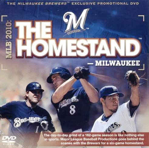 (MLB 2010: The Homestand - Milwaukee Brewers (The Milwaukee Brewers Exclusive Promotional DVD))