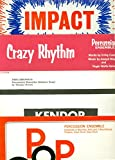 img - for Crazy Rhythm/Percussionata/Popcorn/Impact book / textbook / text book