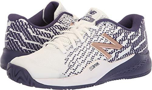 New Balance Women's 996v3 Hard Court Tennis Shoe, Wild Indigo, 10 B US