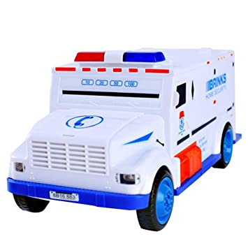 Cash Truck - Monedero con diseño de camión: Amazon.es: Hogar