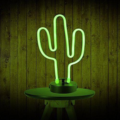 Tumblr Inspired Halloween Costumes (Nattork Cactus Neon Light Sign Home Decor Lamp Gift Light)