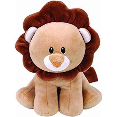 Ty Bouncer - Brown Lion med: Toys & Games