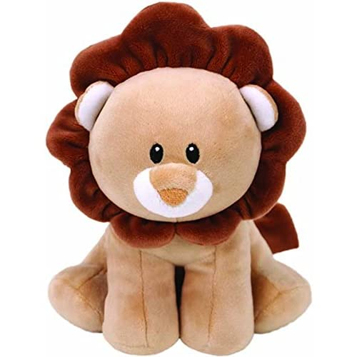 Ty - TY82012 - Baby - Peluche Bouncer le Lion - 23 cm