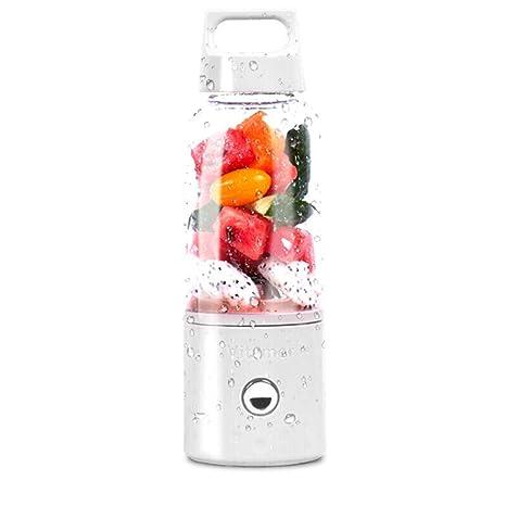 Máquina exprimidor de frutas Eletric Usb 500 ml Mini viaje Exprimidor de frutas Recargable Juice Maker