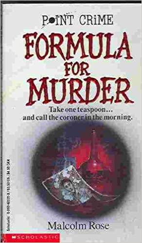 Book Formula for Murder (Point Crime)