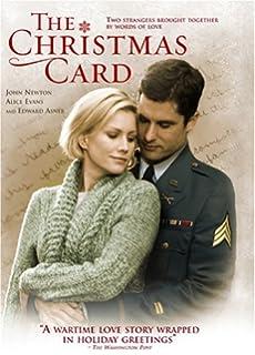the christmas card hallmark - All I Want For Christmas Hallmark Movie