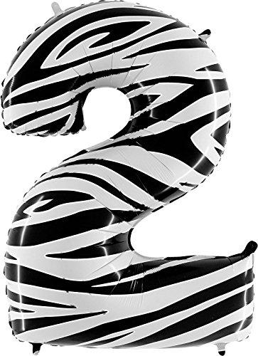 2 White Zebra - 40