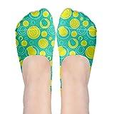 XYMNZGS Funny Tennis Ball No Show Socks Women Ankle Socks Liner Socks For Hiking