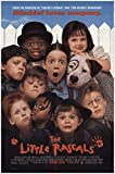 The Little Rascals 1994 Authentic 26.75' x 39.5' Original Movie Poster Travis Tedford Comedy U.S. One Sheet Advance
