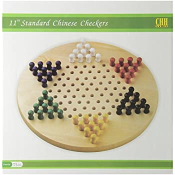 "11"" Standard Chinese Checkers"