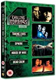 Chilling Horrors (Talking Lives (Unrated) / Dead Clam / House of Wax / Sphere) [Import anglais]