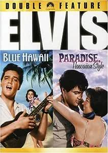 Amazon.com: Blue Hawaii / Paradise, Hawaiian Style (Double ...