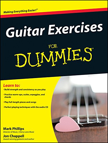 Guitar Exercises For Dummies (Best Dynamic Warm Up Exercises)