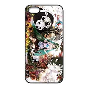 Cartoon Picture Hight Quality Plastic Case for Iphone 5s by lolosakes