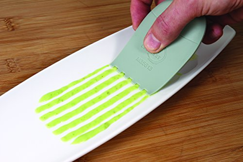 Mercer Culinary Silicone 8 Piece Plating Wedge Set, Multicolor by Mercer Culinary (Image #8)