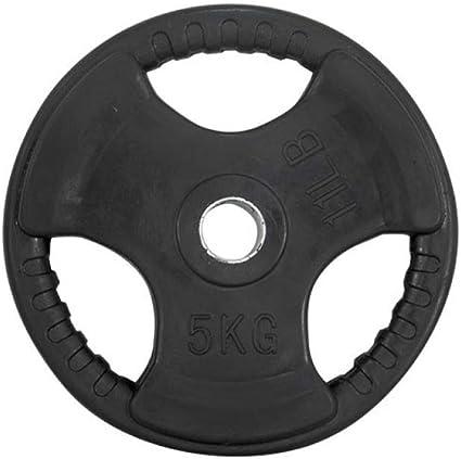 Ironsports Hantelscheiben Gummi-Gripper 30 mm 10 kg
