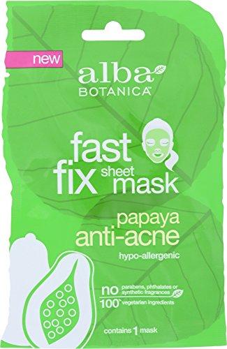 Alba Botanica Sheet Anti Acne Papaya