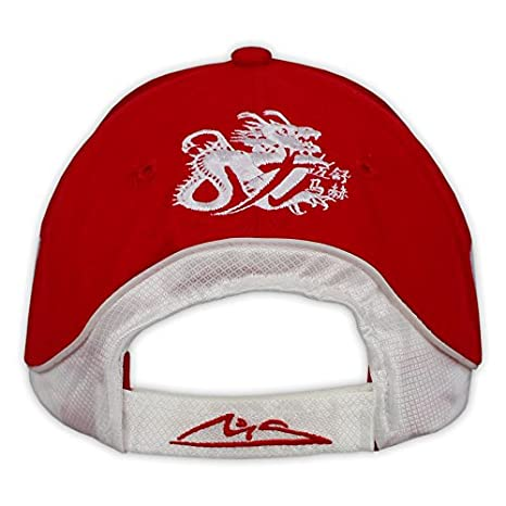 Master Lap Gorra Michael Schumacher Aniversario 20 A/ños Roja
