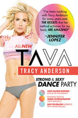 DVD : Tracy Anderson: Ta Va (Widescreen)