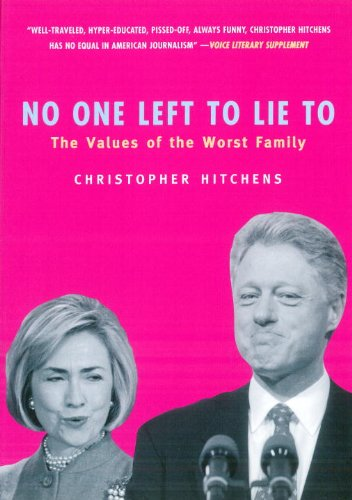 No One Left To Lie To: The Values of the Worst Family PDF