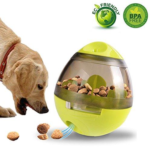 Pet IQ Treat Ball Dog IQ Toy Ball Treat Dispensing Dog Toys
