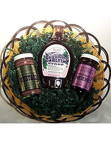 Huckleberry Gift Basket
