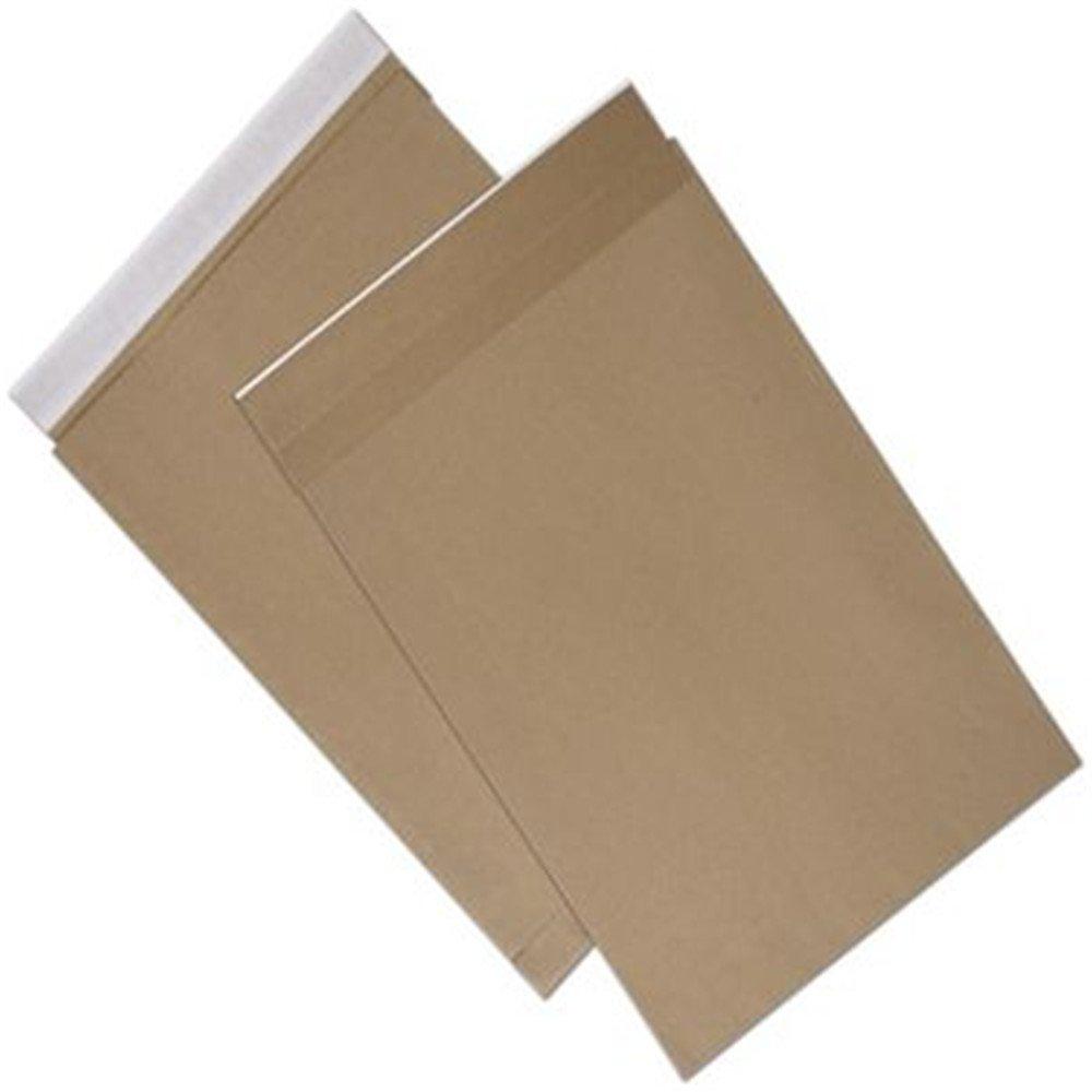 Natural Kraft Unprinted Eco-Mailers, 14 1/4 x 20''
