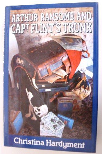 Arthur Ransome and Captain Flint's trunk