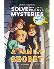 A Family Secret: A Timmi Tobbson Junior (6-8) Children's Detective Adventure Book (Solve-Them-Yourself Mysteries Book for Boys and Girls age 6-8) (cover may vary)