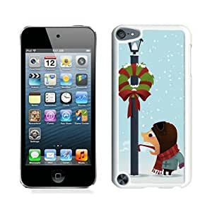 Personalize offerings Funny Christmas White iPod Touch 5 Case 1