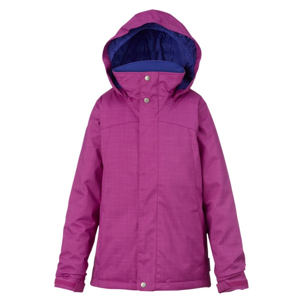 8d68f06a73c5 Amazon.com   Burton Girls Youth Elodie Snow Jacket Grapeseed Size ...