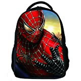 Spiderman Patterns Back to School Backpacks Superman School Bags