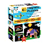 Play Panda Magnetic Puzzles : Squares (500 Colorful Magnets (Medium)