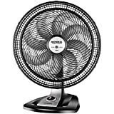 Ventilador 50cm Turbo Force 8, Mondial, NVT-50-8P, 127.