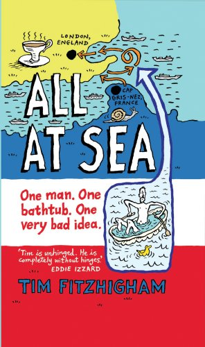 All At Sea: Conquering the Channel in a Piece of Plumbing (Best British Comedians Of All Time)