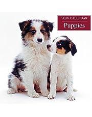 2018 Calendar: Puppies