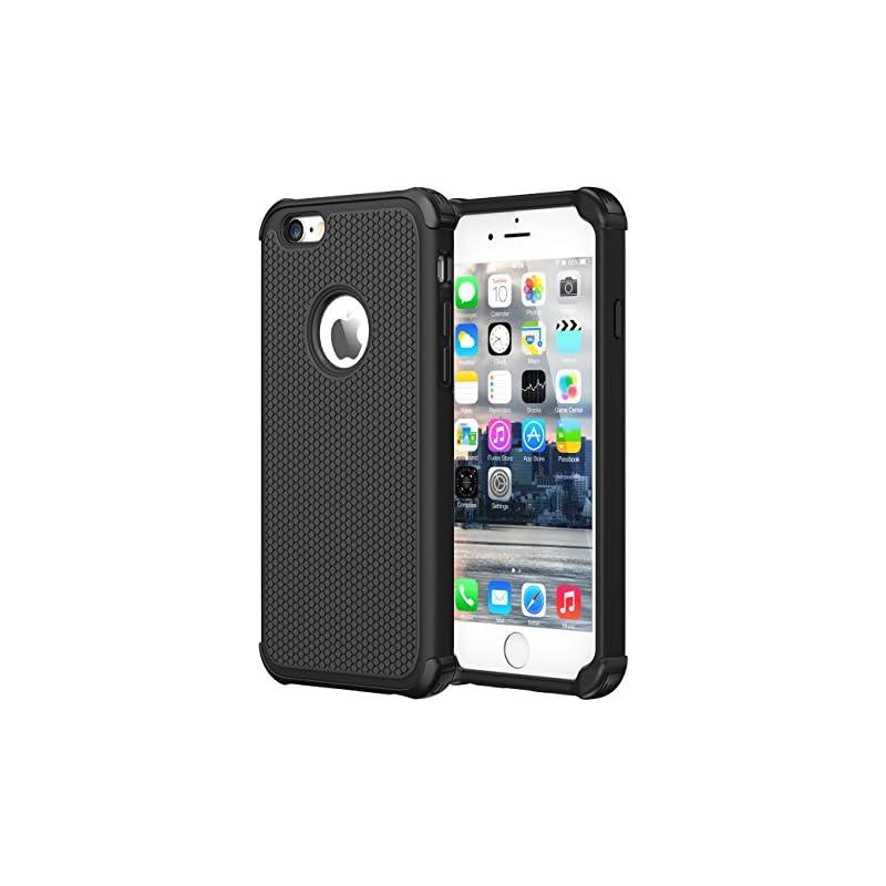 iPhone 6 Case,CHTech Double Durable Shoc