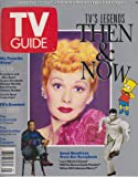 img - for Lucille Ball Cover TV Guide Magazine 2000th Issue Commemorative Edition 1991 - TV's Legends Then & Now book / textbook / text book