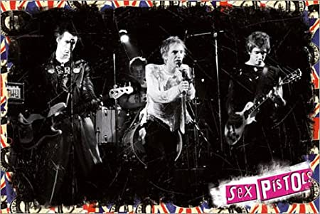 Póster Sex Pistols - On Stage - cartel económico, póster XXL ...