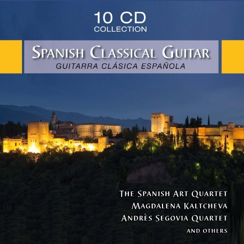 Spanish Classical Guitar / Guitarra Cl??sica Espa??ola by Magdalena Kaltcheva