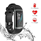 Best Watch With Heart Rates - Omngin Waterproof Fitness Activity Tracker Watch - Fitness Review