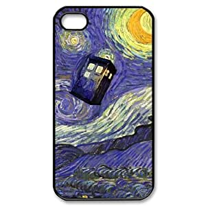Doctor Who Tardis iPhone 4,4S,4G cases, diy case for iPhone 4,4S,4G Doctor Who Tardis, diy Doctor Who Tardis phone case