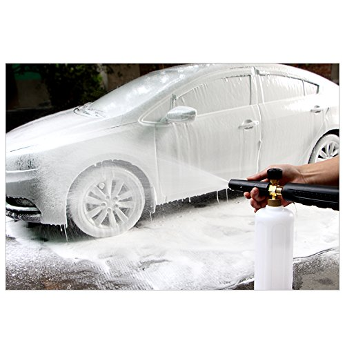 Autocare Adjustable Foam Cannon Gun For Karcher Snow Foam