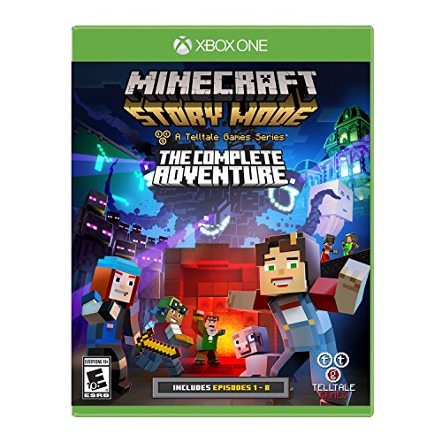 Minecraft Story Mode Complete Adventure Xbox product image