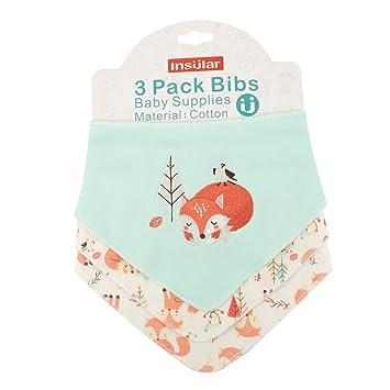 Accessories Bandana Drool Bibs For Babies in A Bowl Full Of Panda print