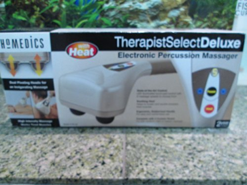 (Homedics PA-3H (Handheld Percussion Massager with Heat) )
