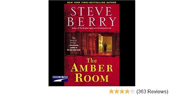 Amazon.com: The Amber Room (Audible Audio Edition): Steve Berry, Scott  Brick, Books On Tape: Books