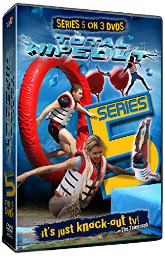 Total Wipeout Series 5 [DVD] [Import]